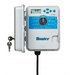 Controller Hunter X-Core 8 zone, 230VAC tranformator intern montare exterioara