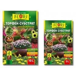 Turbă şi substraturi Flori