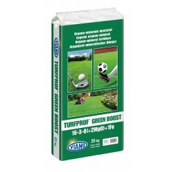 Тор за ярък зелен цвят за тревни площи Viano Green Boost 25 kg.