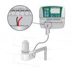 Programator ( Controlere ) sisteme irigatii Rain Bird ESP-RZX + Senzor de ploaie Rain Bird RSD-BEx