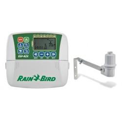Programator ( Controlere ) sisteme irigatii Rain Bird ESP-RZXe + Senzor de ploaie Rain Bird RSD-BEx